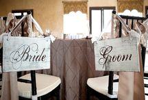 Wedding Ideas / by Tiffany Williams