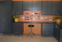 "Classy Closets: Garage / by Classy Closets ""Life.Organized."""