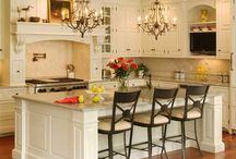 Home Decor-Kitchen/Bed/Bath ideas  / by Tammy Spano