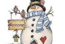 Clipart - Winter/Christmas / by Jen Poletti Felty