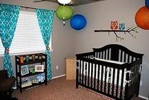 Nursery Ideas / by Mama Laughlin