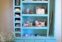 Craft Room Ideas / by Megan Lott