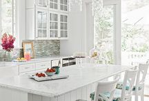 Great Kitchen Spaces / by Debbie Olson