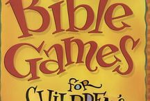 Bible Games / by Kristen Busch