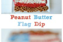 Patriotic Eats / All foods red, white, and blue! / by Kristy Still (Mommy Hates Cooking)