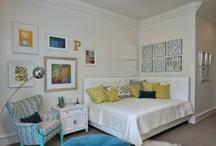 Bedroom Ideas / by LaTanya Tatum