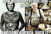 Tattoos / by Maritza Zuniga