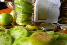 Recipes Preserving the Harvest / Canning and Preserving / by Just a Prepper