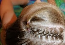 Kids' Hairstyles / by Stephanie Dietzel