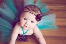 6 mo baby girl photos / by claugnx