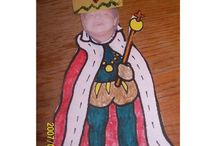 Royalty 1st day of school theme / by Heather Donnenwirth