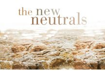 The New Neutrals / by Peruvian Connection