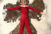 Elf on the Shelf  / by amy mcnabb