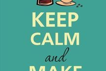 Keep Calm / by Phernando Silva