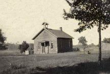 Old Schoolhouses / by Rose Frappier