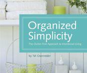 Organization 101 / by Natalie Seals