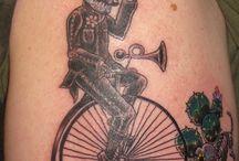 Tattoo / by Manuele Gazzardi