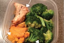Meal Prep / by Heather Ready