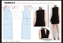 dresses patterns / by sespialia Alia