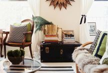interior love / Ideas for my new home; spaces I love to look at.  / by Kristin B