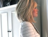 Hair cuts and styles / Different hair cuts, styles and colors / by Meghan Cooper @JaMonkey