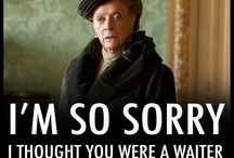 Downton Abbey / by Louise Schwartz