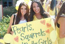 Pearls and Squirrels♡ / by Dallas Adams