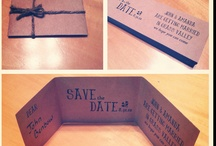 Save the Date / by Dioton - Estelle Rivaud