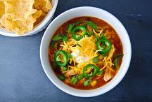 Soup recipes / by Marissa Miceli
