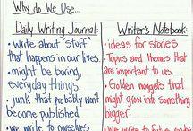 Writer's Notebook / by Erin El