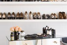 Closet Case / Fabulous closets.  / by Adelle McElveen