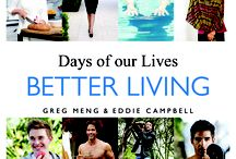 Days of our Lives / If you love the DOOL cast, check out their book! It's full of tips and secrets for living a better, healthier life, the Days of Our Lives way! http://www.sourcebooks.com/store/days-of-our-lives-better-living.html / by Sourcebooks