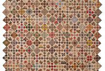 Quilts - antique & vintage / by Macareux Moine