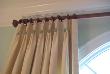 Window treatment details / by Kerry Ann Dame