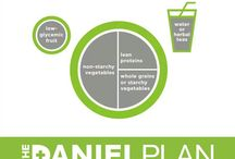 Eat to Live - the Daniel plan / The Daniel Plan / by Every Little Jot & Tittle