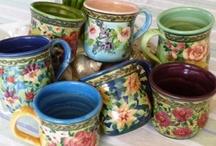 I love Pottery/Tile / by Lori Moe