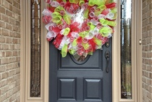 wreaths / by Brandi Paier