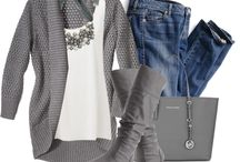 Winter Clothes / by Lisa Cox