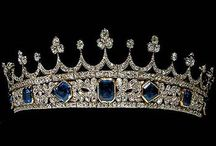Crowns, Tiaras and Royal Jewelry / by Amanda Perkins
