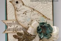 DIY, Crafts and Cards I'm inspired by / Handmade projects that inspire me. / by Renee Matarese
