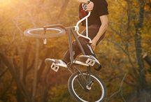 BMX Bikin / by Mark Wood