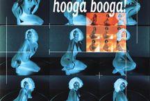 AkA + ElectroCute = Hooga Booga ! / by Henri Sizaret