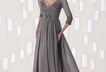 Mother of the groom dresses / by Debbie Ward