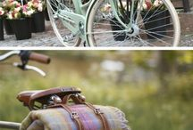 bikes / by Michelle Youngblood