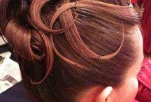 ballroom hair / by Michelle Stivers