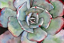 Watercolor / by Joyce Cote