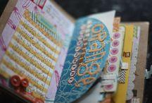 Journaling/Smash Book / by Shawna Landers