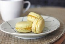 Macarons... they scare me! / by Stacey Schlittenhard