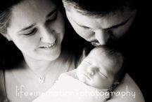Newborn Photography Ideas / by Fucci's Photos