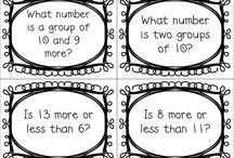 Second Grade Math / by Elizabeth Cook Watson